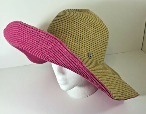 DSY Floppy Hat 100% Paper Straw Classic Straw Hot… - image 1