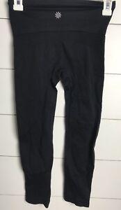 athleta recharge capri legging cropped yoga athletic pants