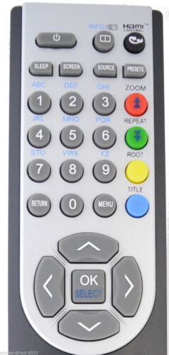 *NEW* TV Remote Control for Medion P12012 MD 20103.