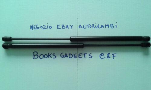 2 AMMORTIZZATORI COFANO BAULE POSTERIORE ALFA 156 Berlina DAL 09.1997/>09.2005
