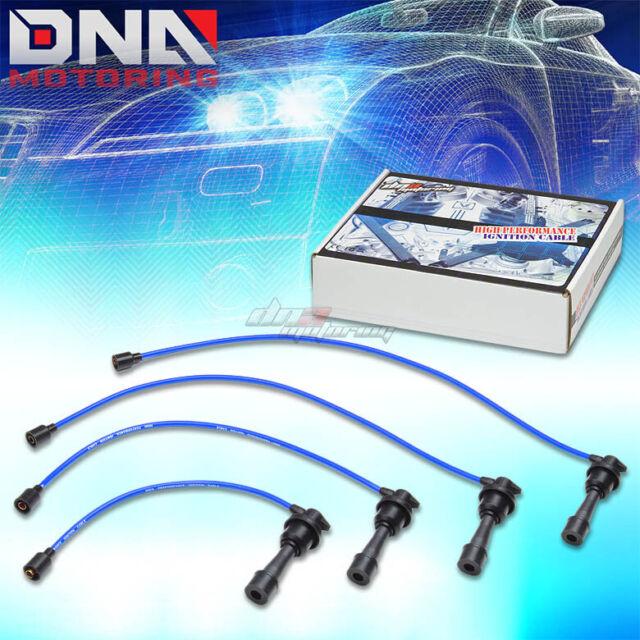 Talon Dsm 1g 2g 4g63 Ignition System Silicone Spiral Core