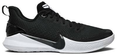 Nike Kobe Bryant Mamba Focus Black White Shoes AJ5899-002 ...