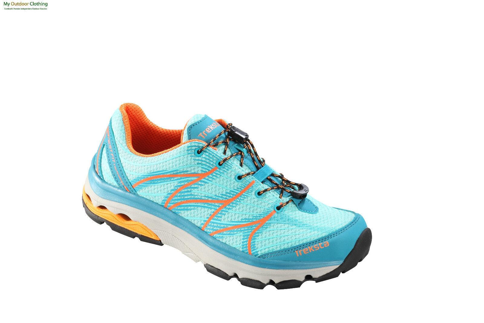 Treksta Ladies Mega Wave Running Walking shoes Lightweight And Cushioned