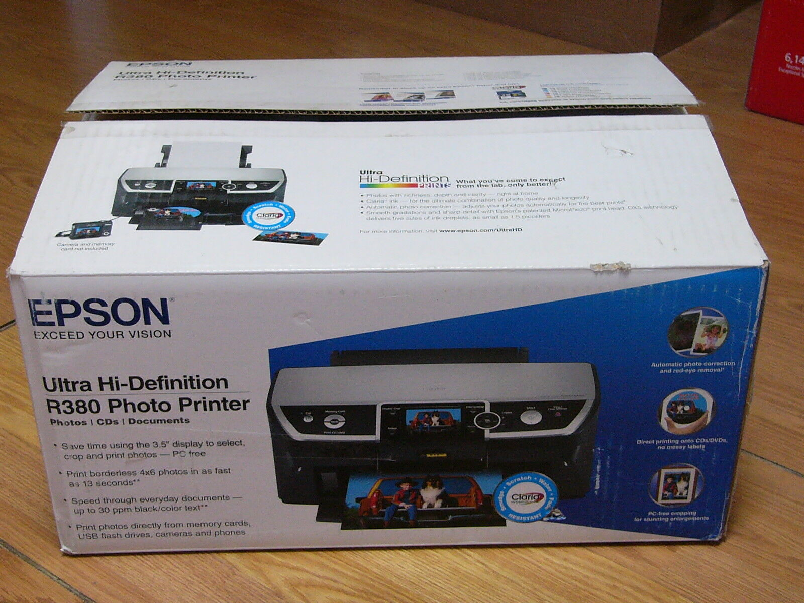 EPSON R380 PHOTO PRINTER WINDOWS XP DRIVER DOWNLOAD