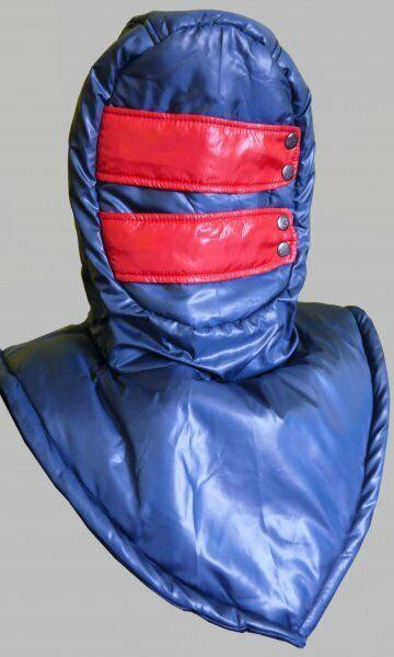 Brillo nylon másCochea cabeza capó  negro, azul, gris, azul marino, rojo, 25 mm MS  Sin impuestos