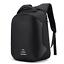 US-Mens-Anti-theft-Laptop-Black-Backpack-USB-Charging-Port-Rucksack-Satchel-Bag miniature 9