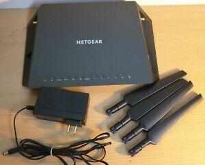 Details about Netgear Nighthawk X4S R7800 AC2600 Wireless Router with  DD-WRT VPN firmware