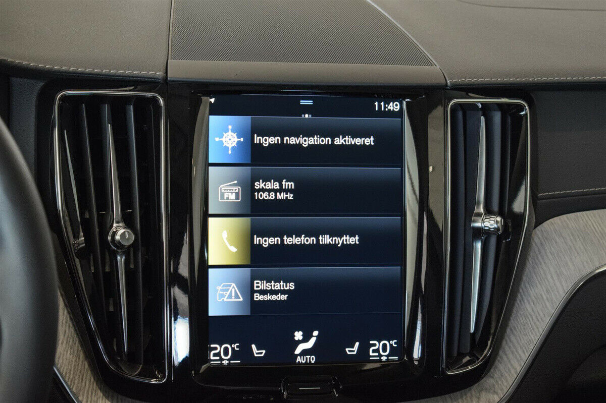Volvo XC60 2,0 D4 190 Inscription aut. AWD - billede 9