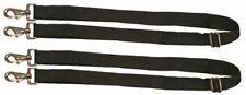 WeatherBeeta Replacement Elastic Blanket Leg Straps One Pair 2 Snaps Horse