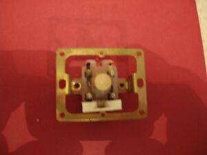 Interrupteur poussoir modèle Chambord Legrand