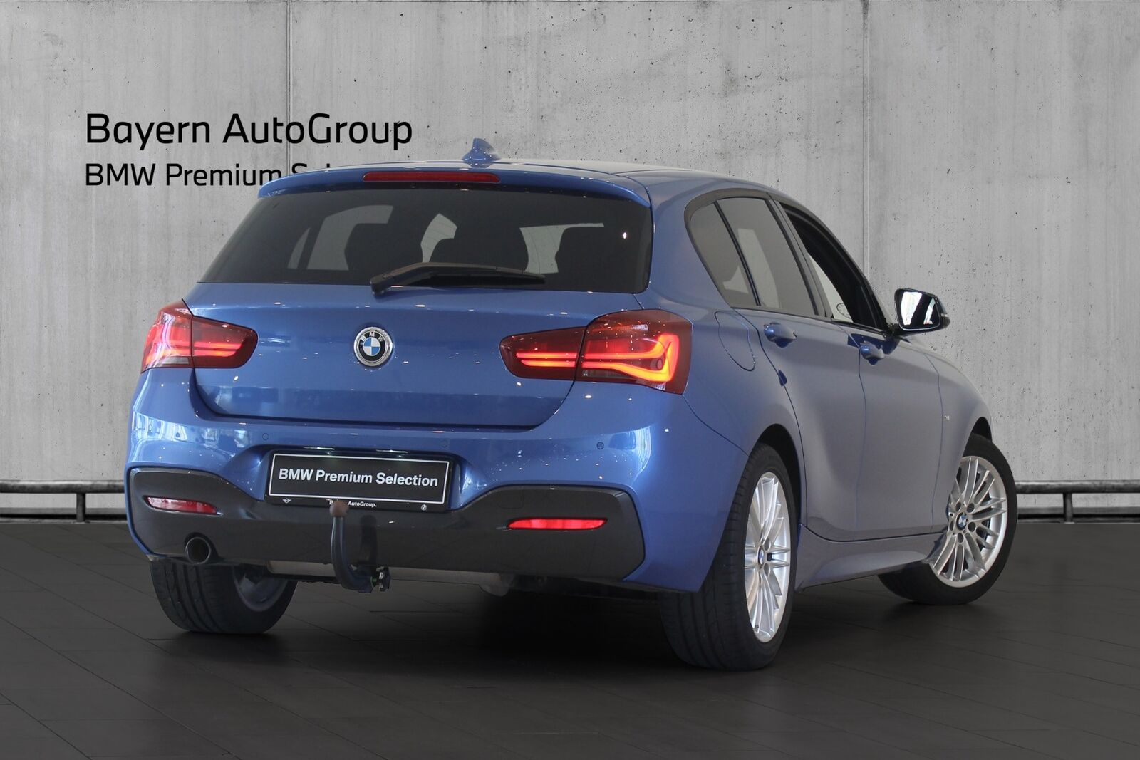 BMW 118i 1,5 M-Sport