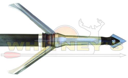 Grim Reaper RazorCut SS 100 gr 3 Blade 1 ⅜ Mechanical Expandable Broadhead 1803