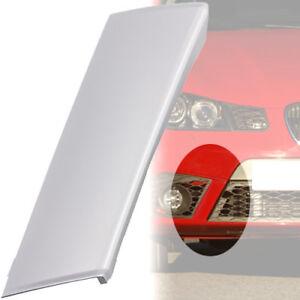 Seat-Ibiza-6L-Facelift-06-09-Grill-Blende-Deckel-Stossstange-Abschlepphaken-Ose