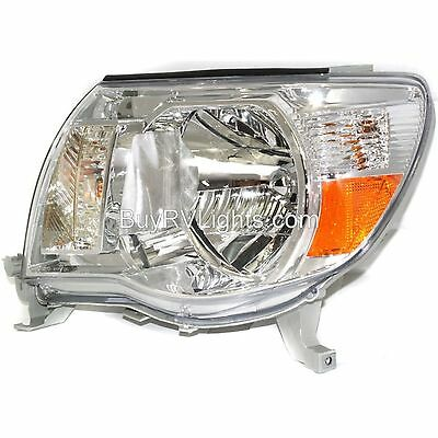 Replacement Front Headlight with Bulbs Itasca Suncruiser 2006-2009 RV Motorhome Left Driver