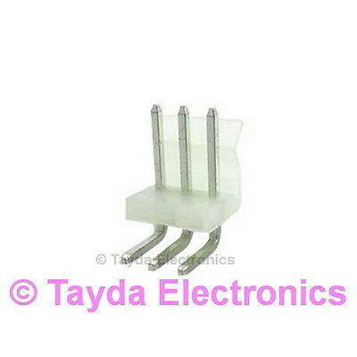 5 x Wafer Connector 3.96mm 6 Pins Right Angle FREE SHIPPING