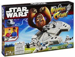 Hasbro Spiele B2354100 Star Wars Looping Chewie Spiel Partyspiel Looping Louie