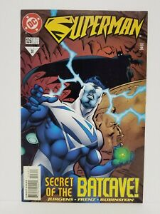 Superman-126-August-1997-DC-comic-actual-pictures-NM-MN