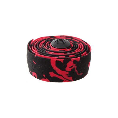 Cinelli Macro Splash Cork Rosso e Nero Manubrio Nastro-Retro Bar Tape