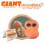 Giant Microbes Peluche Originale polmonite GIANTMICROBES