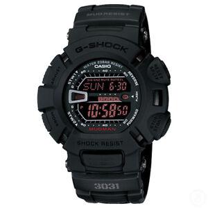 CASIO-G-SHOCK-MUDMAN-Military-Black-Watch-GShock-G-9000MS-1