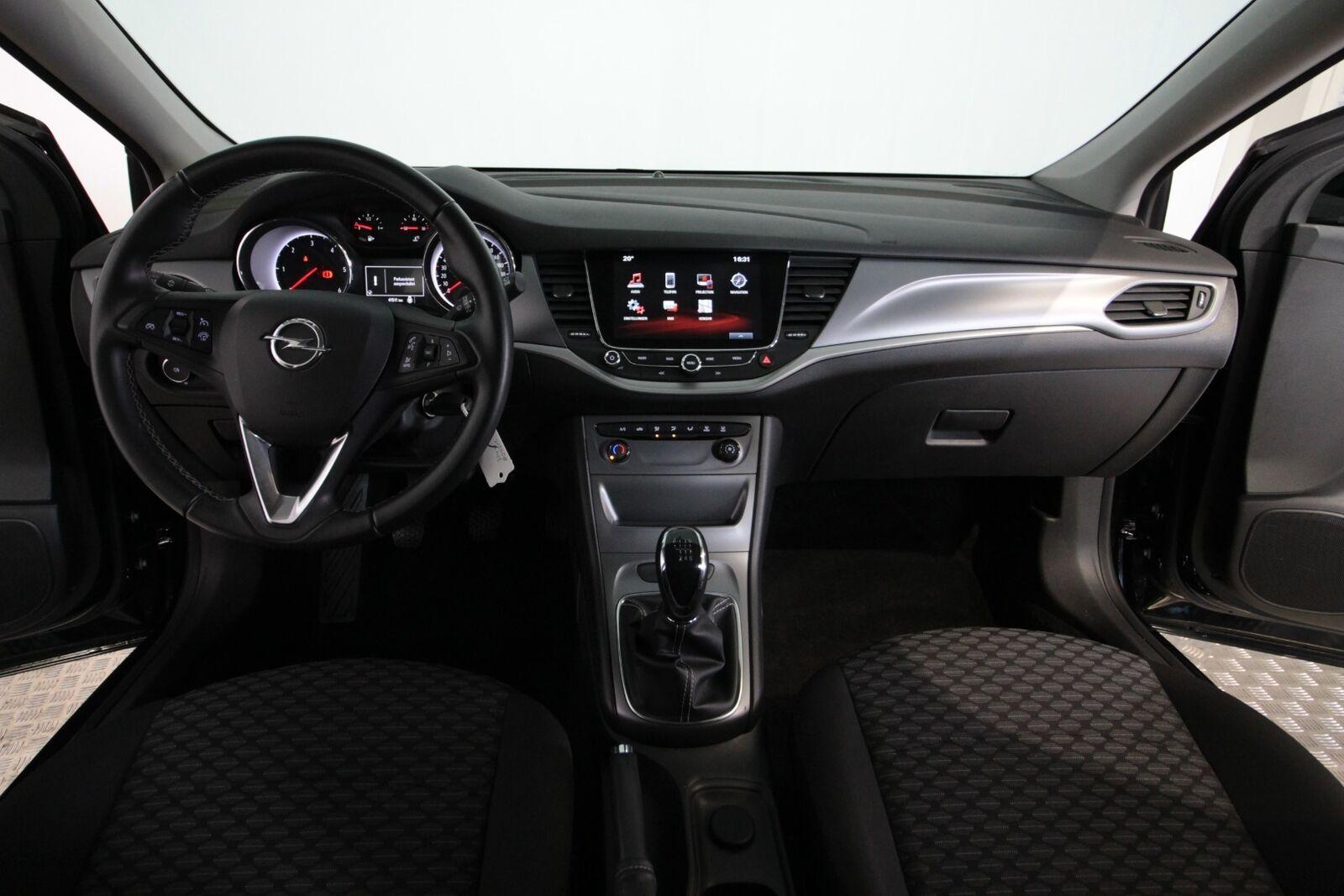Opel Astra CDTi 110 Edition ST