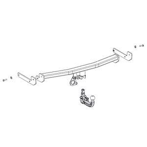 Oris Towbar for Seat Leon Estate / Est 2016-2020 - Detachable Tow Bar