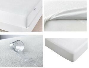 IKEA GOKART Waterproof Mattress Protector Fitted Sheet Bed Cover ALL ...