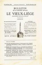 Bulletin de la société Royale Le Vieux-Liège - N° 159 - 1967 - Torrentius -
