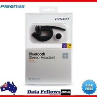 Pisen Earplug Type Stereo Bluetooth Headset Handsfree For Mobile Phones Le105