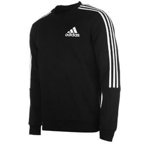 ADIDAS PULLOVER SWEATSHIRT Pulli Sweater Jumper Herren Sport