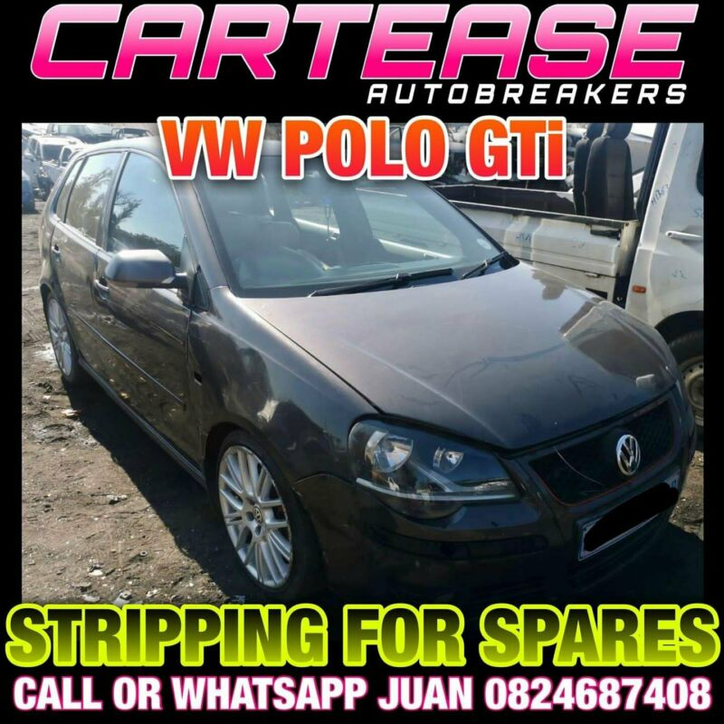 VW POLO 1.8T 2008 #BJX STRIPPING FOR SPARES
