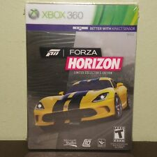 New/Sealed!~Forza Horizon: Limited Collector's Edition (Xbox 360, 2012) [NTSC]