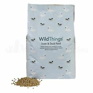 WildThings Swan and Duck Food Dry Floating Feed