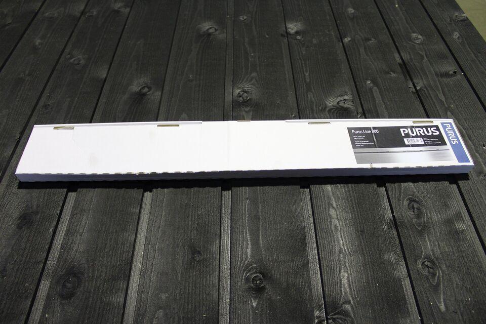 Groovy Gulv rist, Purus Line 800 – dba.dk – Køb og Salg af Nyt og Brugt EO94