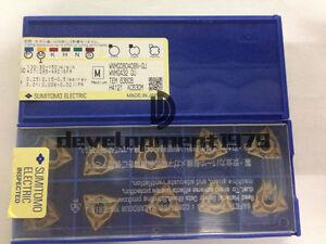 NEW 10pcs SUMITOMO WNMG080408N-GU AC520U WNMG432EGU carbide inserts