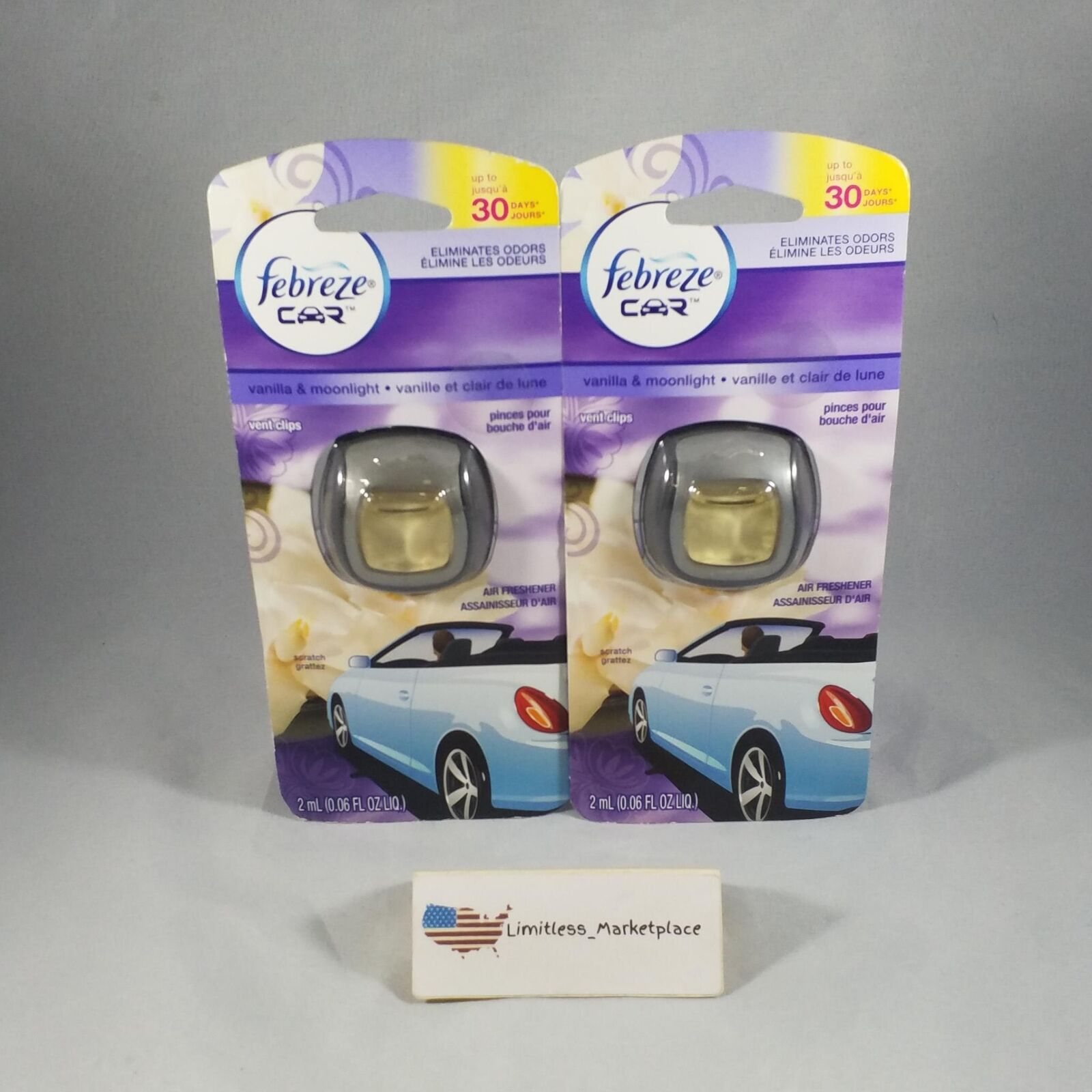 Febreze 2 Ml 006 Fl Oz Car Vent Clips Air Freshener And Odor Clic Volvo Sports Norton Secured Powered By Verisign