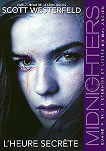 Midnighters-1-L-039-Heure-Secrete-French-Edition-by-Westerfeld-Scott