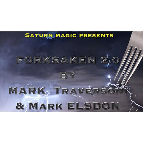 Forksaken 2.0 by Mark Traversoni & MARK Elsdon - Überbrücker mit der Karten