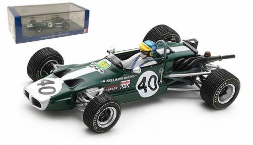 SPARK SF187 LOTUS 59 #40 5th ALBI GP F2 1969-RONNIE PETERSON SCALA 1//43