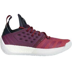 harden purple shoes