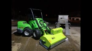 Niubo Flail / Mulching Heads Excavator, Skid Steer , Tractor