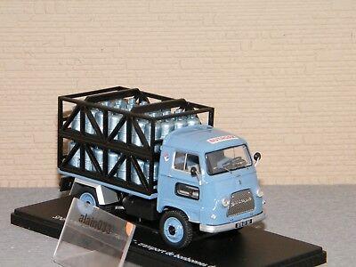 Eligor 1//43 Renault Sinpar Mini Camion Plateau Brasseur