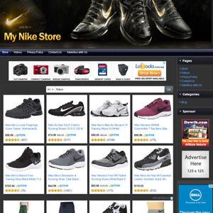 Online Affiliate Business Website Sale