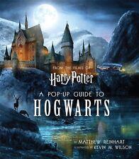 Harry Potter: A Pop-Up Guide pour la Poudlard par Matthew Reinhart