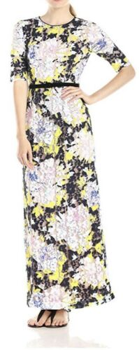 Botanical Tripp Lace French Connection Maxi Dress