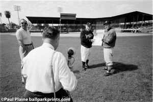 Original-35MM-B-amp-W-Negative-New-York-Yankees-Casey-Stengel-Spring-Training
