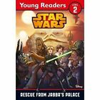 Star Wars: Rescue From Jabba's Palace: Star Wars Young Readers by Lucasfilm Ltd (Paperback, 2016)