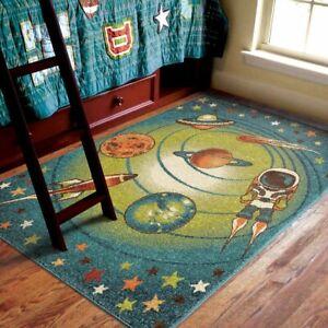 Rugs Area Kids Indoor Outdoor
