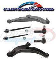 1999-2000 Mazda Protege Control Arm Tie Rod End Inner & Outer Set 1.8lt 1.6lt