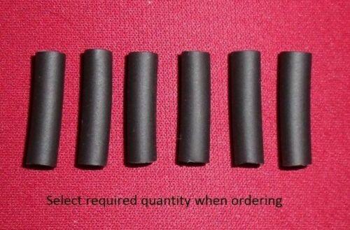 DIY Make /& Repair Jogging Pants Trousers BLACK HOODIE DRAWSTRING PLASTIC ENDS